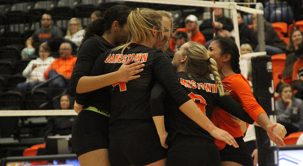 University of Jamestown Athletics - Jimmies earn at-large